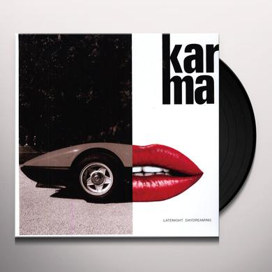 Karma LATENIGHT DAYDREAMING Vinyl Record