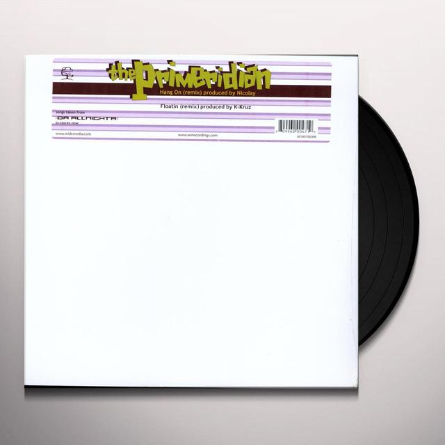 Primeridian HANG ON Vinyl Record