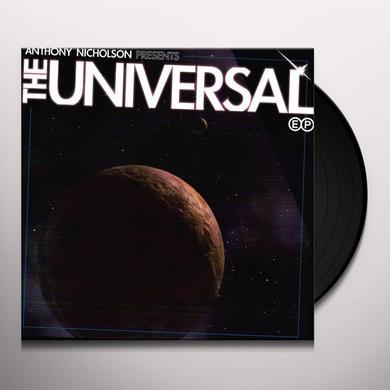Anthony Nicholson UNIVERSAL Vinyl Record