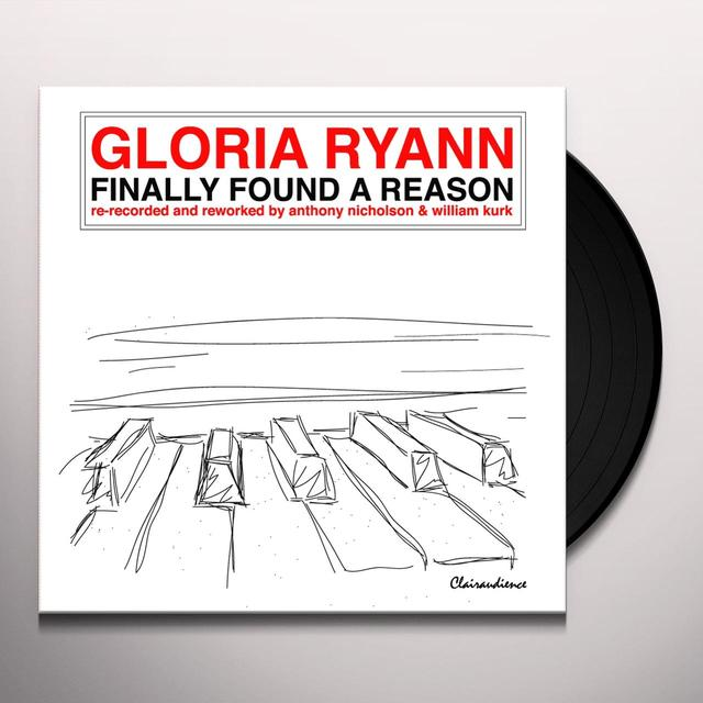 Gloria Ryann FINALLY FOUND A REASON Vinyl Record
