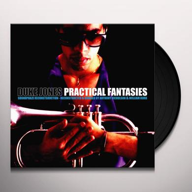 Duke Jones PRACTICAL FANTASIES Vinyl Record
