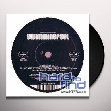 Swimming Pool SURROUNDED BY DISCO (EP) Vinyl Record