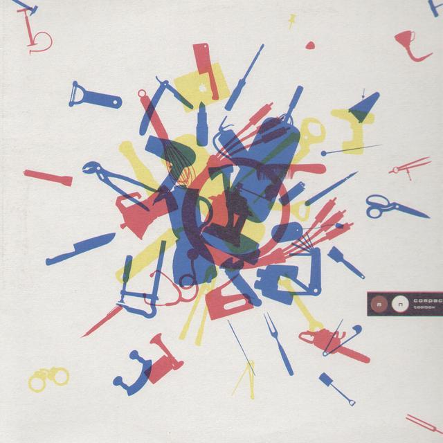 Compact 06 TOOLBOX (EP) Vinyl Record