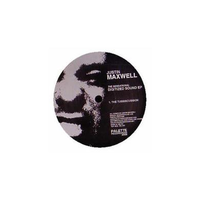 Justin Maxwell SENSATIONAL DIGITIZED SOUND EP Vinyl Record