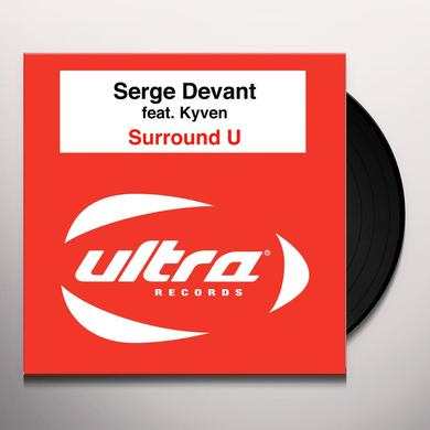 Serge Devant SURROUND U Vinyl Record