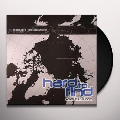 Monolake ALASKA REMIXES (EP) Vinyl Record