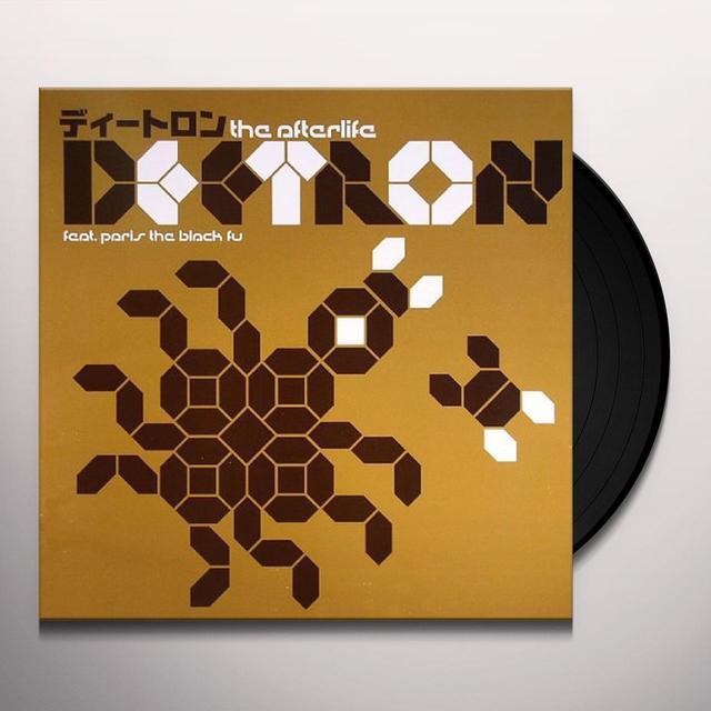 Deetron AFTERLIFE Vinyl Record