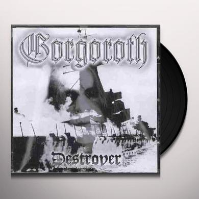 Gorgoroth DESTROYER Vinyl Record