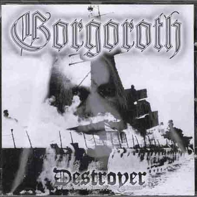 Gorgoroth DESTROYER Vinyl Record - Limited Edition