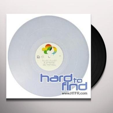 Ellen Allien & Apparat JET REMIXES (EP) Vinyl Record