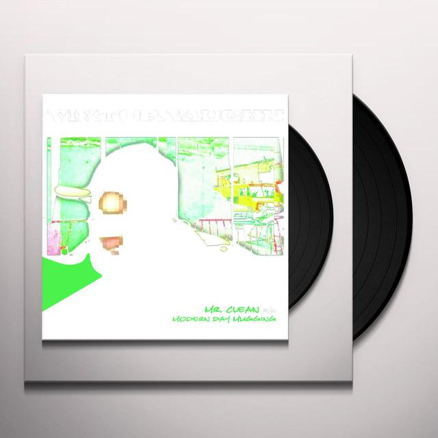 Viktor Aka Mf Doom Vaughn MR CLEAN / LACTOSE & LECITHIN Vinyl Record
