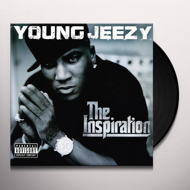 Young Jeezy INSPIRATION Vinyl Record