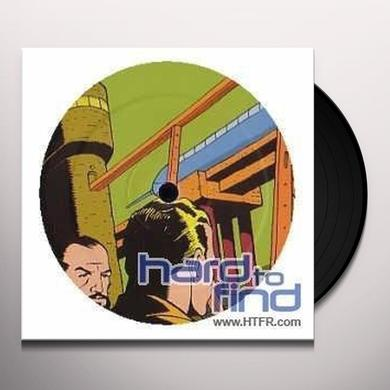 Michoacan BASSHEAD (EP) Vinyl Record