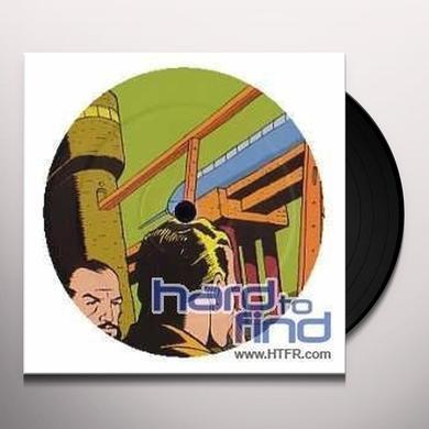 Michoacan BASSHEAD Vinyl Record