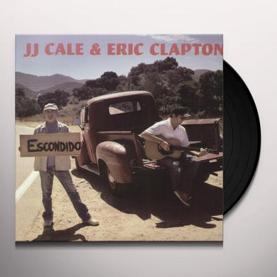 J.J. Cale / Eric Clapton ROAD TO ESCONDIDO Vinyl Record