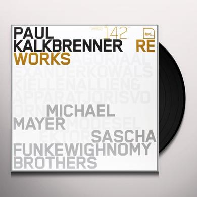 "Paul Kalkbrenner REWORKS / 12"" NO 3 Vinyl Record"