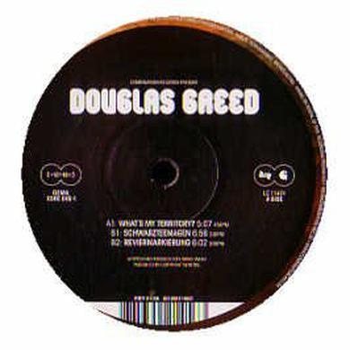 Douglas Greed E=W=M=3 Vinyl Record