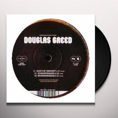 Douglas Greed E=W=M=3 (EP) Vinyl Record