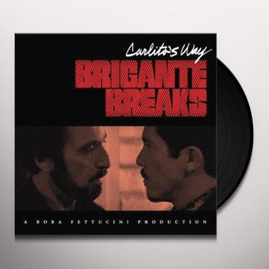 CARLITO'S WAY: BRIGANTE BREAKS / VARIOUS Vinyl Record