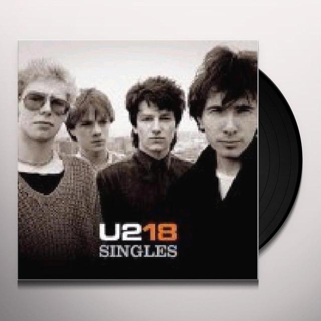 U218 SINGLES Vinyl Record - UK Import