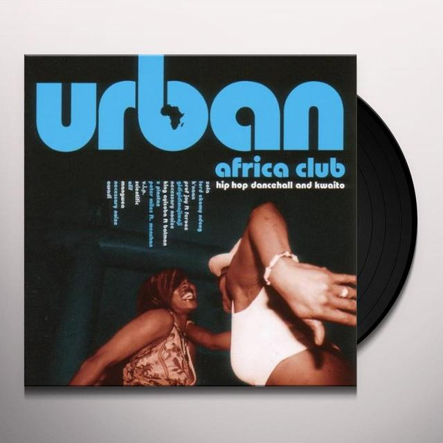 URBAN AFRICA CLUB / VARIOUS Vinyl Record