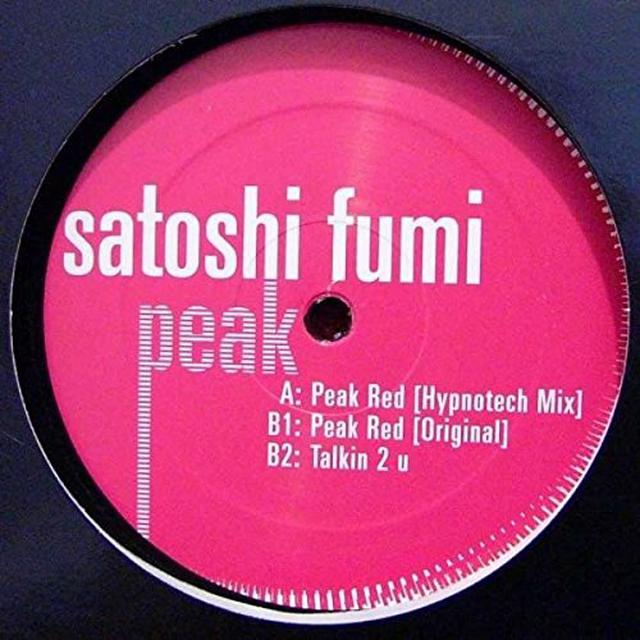 Satoshi Fumi PEAK Vinyl Record