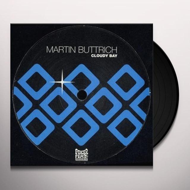 Martin Buttrich CLOUDY BAY (EP) Vinyl Record