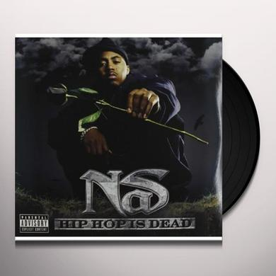 Nas HIP HOP IS DEAD Vinyl Record