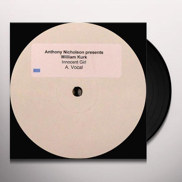 William Kurk INNOCENT GIRL Vinyl Record