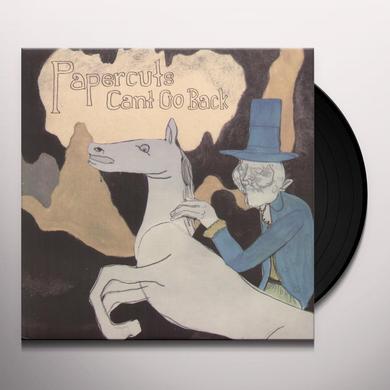 Papercuts CAN'T GO BACK Vinyl Record