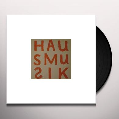 YOU CAN'T ALWAYS LISTEN TO HAUSMUSIK BUT / VARIOUS Vinyl Record