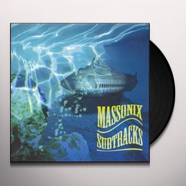 Massonix SUBTRACKS Vinyl Record