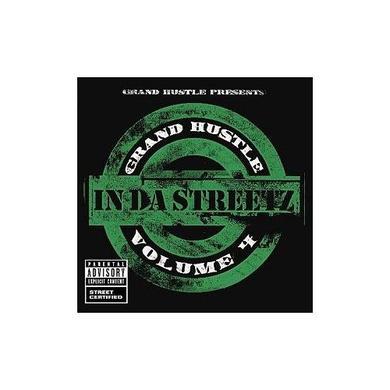 GRAND HUSTLE IN THE STREETS 4 / VARIOUS (Vinyl)