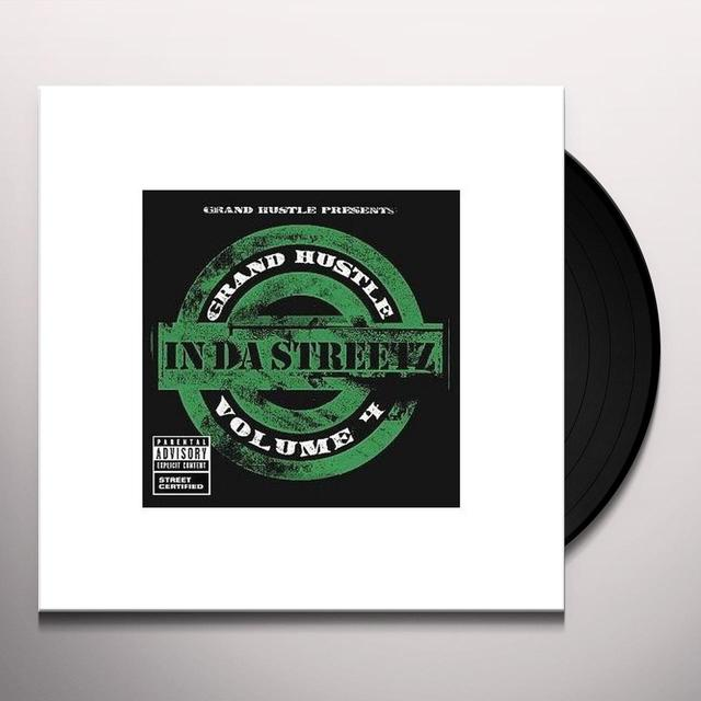 GRAND HUSTLE IN THE STREETS 4 / VARIOUS (Vinyl)