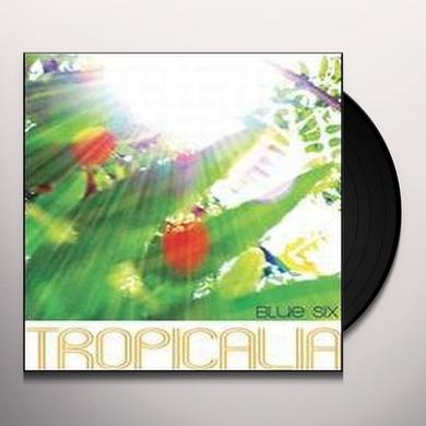 Blue Six TROPICALIA Vinyl Record