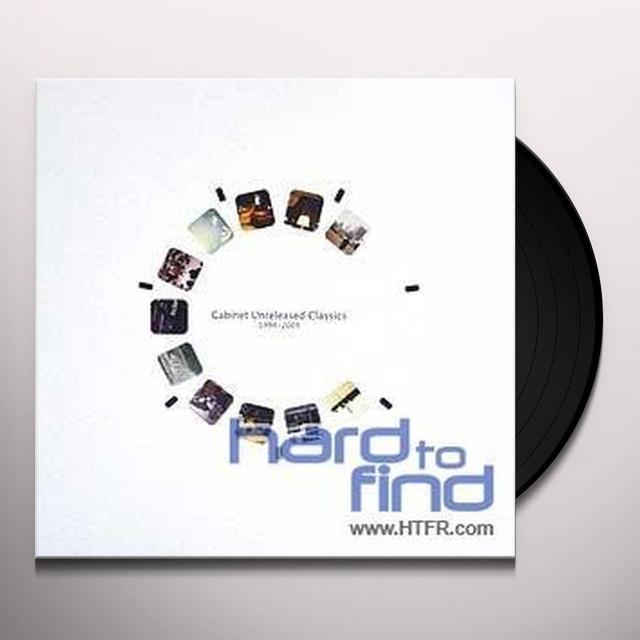 CABINET UNRELEASED CLASSICS 1994-2005 / VARIOUS Vinyl Record