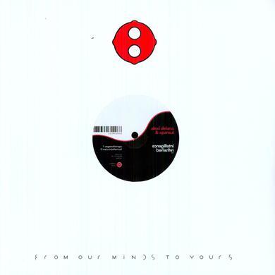 Alexi Delano & Xpansul INTELLIGENCE REFRAMED Vinyl Record
