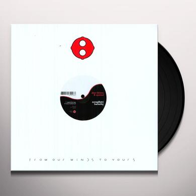 Alexi Delano & Xpansul INTELLIGENCE REFRAMED (EP) Vinyl Record
