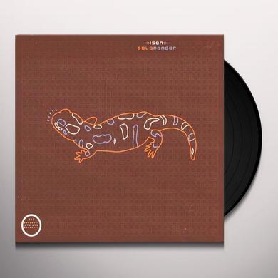 Isan SALAMANDER Vinyl Record
