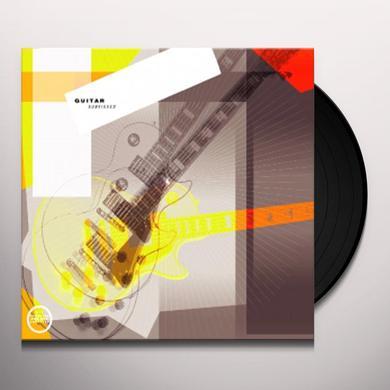 Guitar SUNKISSED Vinyl Record