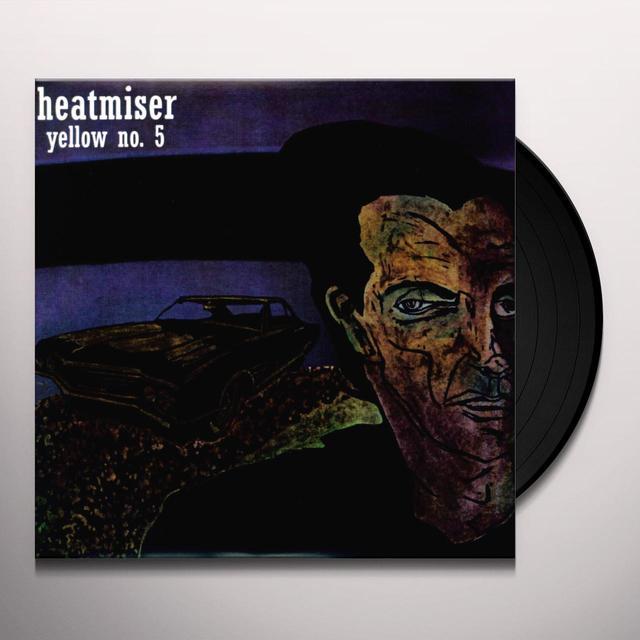Heatmiser YELLOW NO 5 Vinyl Record