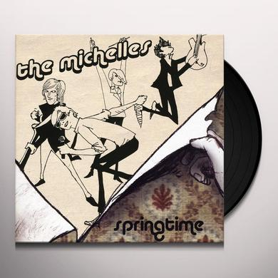 Michelles SPRINGTIME (EP) Vinyl Record