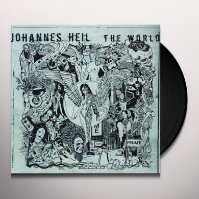 Johannes Heil WORLD Vinyl Record