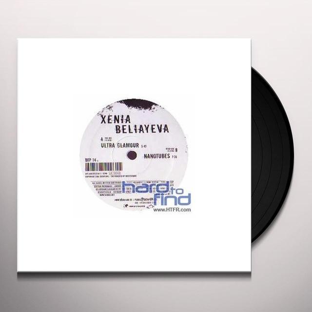Xenia Beliayeva ULTRA GLAMOUR (EP) Vinyl Record
