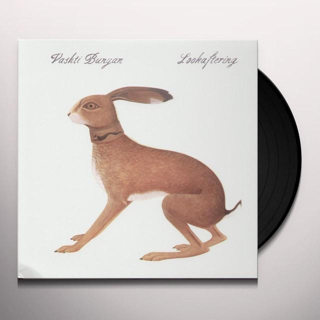 Vashti Bunyan LOOKAFTERING Vinyl Record