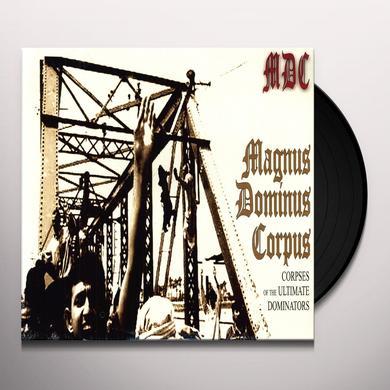 Mdc MAGNUS DOMINUS CORPUS Vinyl Record
