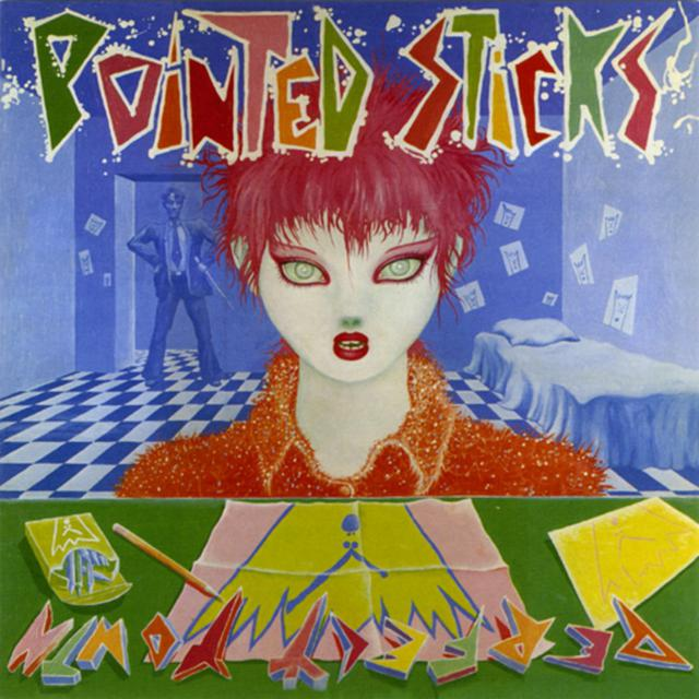 Pointed Sticks PERFECT YOUTH Vinyl Record