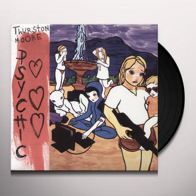 Thurston Moore PSYCHIC HEARTS Vinyl Record