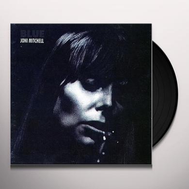 Joni Mitchell BLUE Vinyl Record