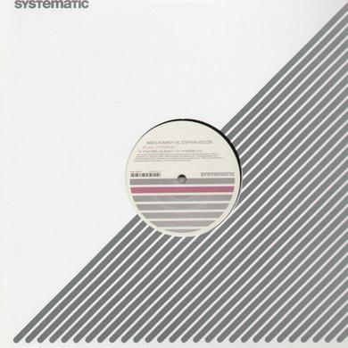 Stephan Bodzin vs Marc Romboy ATLAS / HYPERION Vinyl Record